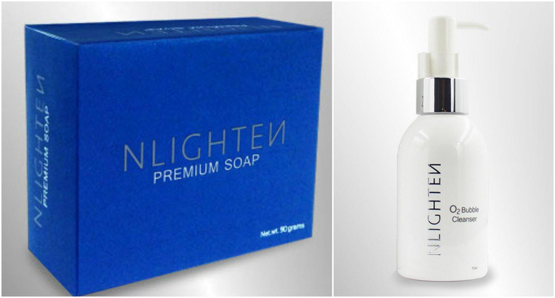 Nlighten O2  Bubble and Premium Soap