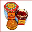 1 X 30 G TIGER BALM RED RELIEF OF MUSCULAR ACHES PAIN THAI BOXING AND SPORT