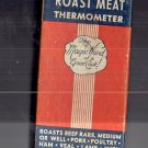 VINTAGE ROAST MEAT THERMOMETER IN ORIGINAL BOX