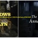 CLASSICS as TV MOVIES~A Tree Grows in Brooklyn & The Diary of Anne Frank~2 on 1 Dvd in ArtCase +0S&H