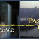 LEE REMICK TvM's~Bridge to Silence,Marlee Matlin~Passport to Terror,Roy Thinnes~2on 1 DVD in ArtCase