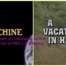 Priscilla Barnes Action TvM's~The Time Machine,John Beck~A Vacation in Hell,Maureen McCormick~1 Dvd