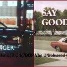 SUSAN HAYWARD~TWO 1972 Tv Movies~Heat of Anger & Say Goodbye Maggie Cole~ON 1 Dvd +ArtCase~FREE SHIP