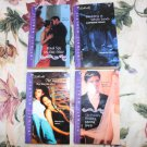 Silhouette Intimate Moments Romance Series Lot of 4 Novels