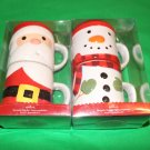 Hallmark Christmas Mugs Set of 4