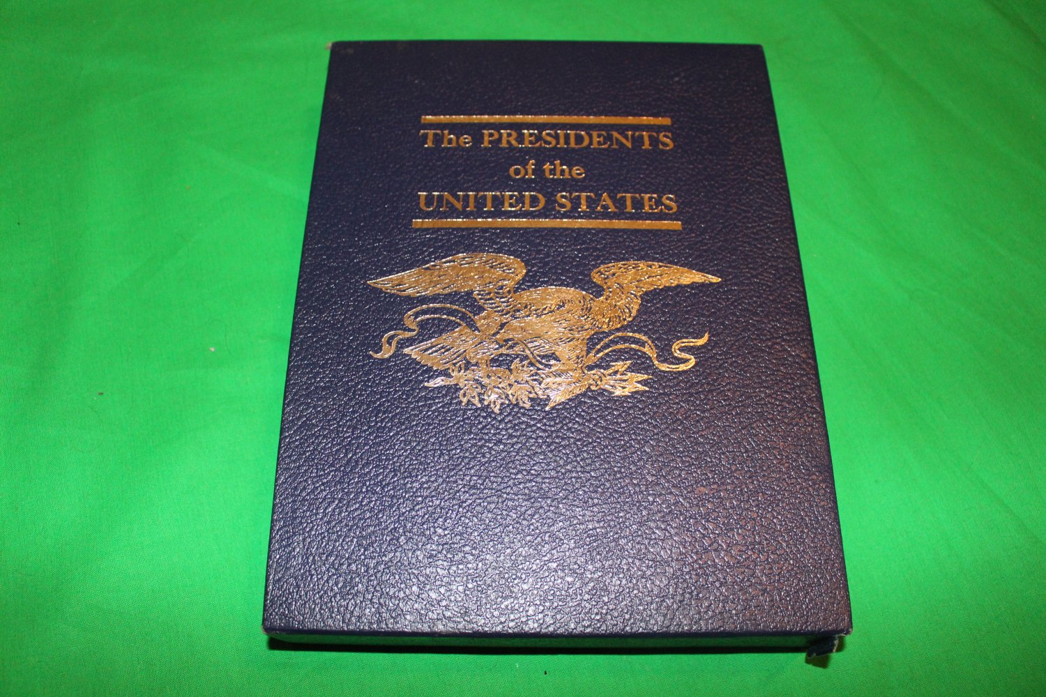 The Presidents of the United States by John and Alice Durant