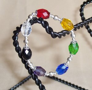 Facets of Faith bracelet
