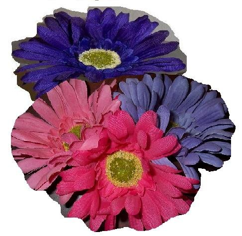 Pinks and purples - Dozen flower pens