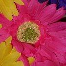12 HOT PINK Bloomin' Pens - Gerbera Daisy flower pens