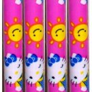 Hello Kitty design - Topped Pens