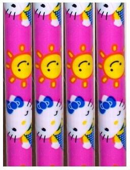 Hello Kitty design - Topped Pens