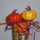 Spooky Pens - set of 5 Pumpkins