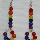 Rainbow Stack-n-Loop Earrings