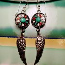 Southwestern Angel Earrings