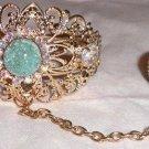 Druzy Agate Slave Bracelet