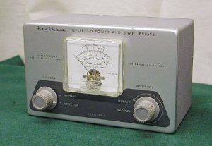 Worthless SWR meter