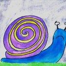 Sad Snail