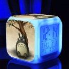 Totoro Cartoon #03 LED clock Digital Alarm Clock Kids Gift for Christmas