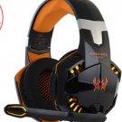microphone LED Light Deep Bass gamer headphones