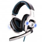 Sound Gaming headset USB wired Computer headphones stereo