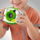 Camera Portable Cute Kid Creative Neck Children Camera Photography Support Video