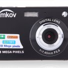Digital Camera 18MP 8x Zoom Video Camera Smile Capture Mini Camera