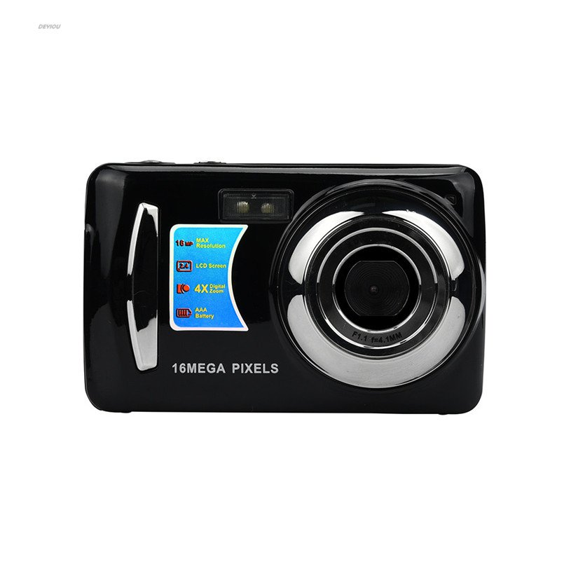 2.4 Inch TFT Color LCD 16MP 4X Digital Zoom Video Camcorder Camera
