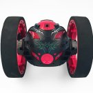 remote control two-wheel car 2.4G frequency car with a flexible rotating wheel
