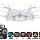 RC Drone 6-Axis Remote Control Helicopter Quadcopter With 2MP HD Camera
