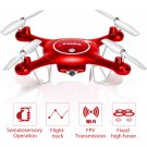 WiFi Camera HD 720P Real-time Transmission FPV Quadcopter 2.4G 4CH RC Helicopter