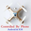 CX-10W Remote Control Rc Drone Quadcopter Hexacopter Helicopter With Fpv Wifi HD Camera