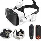 BOBOVR Z4 Leather 3D Cardboard Helmet Virtual Reality VR Glasses