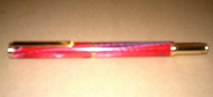 Fountain Pen ( Red,Black,&Blue Celluloid)