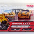 Transformers Movie Bumblebee Evolution of A Hero Exclusive Deluxe Class 2 Pack