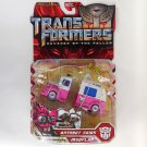 Transformers Movie 2 Deluxe Autobot Skids and Mudflap Action Figure Set