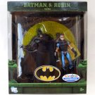 DC SuperHeroes S3 Select Sculpt Batman & Robin Toys R Us Exclusive Variant Action Figure 2-Pack