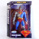 "DC SuperHeroes Cyborg Superman Special 12"" Edition Action Figure"