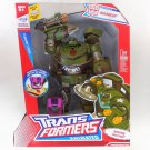 Transformers Animated Bulkhead Leader Class Wave 1 Action Figure