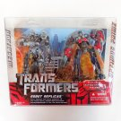 Transformers Robot Replicas Optimus Prime vs. Megatron Battle Damaged Exclusive 2 Pack