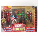 Marvel Legends Young Avengers Action Figure Gift Pack