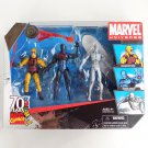 Marvel Universe Daredevil Iron Man Silver Surfer Exclusive Toys R Us 3-Pack