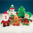 Holiday Musical Plush Friends