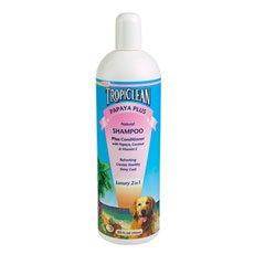 Tropiclean Natural Papaya Plus Shampoo