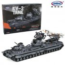 XingBao Xb 06006 KV-2 Tank 3663 pcs Building Block Set
