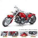 Sembo 3360 Harley 8081 Motor Motorcycle 10269 782 pcs Building Blocks Set