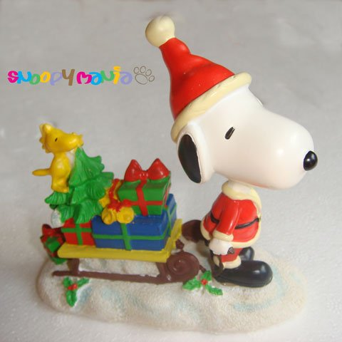 Snoopy Christmas Ornament