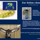 Ear Lotion Cleaner/ soin des oreilles