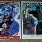 1 2 Aspen Marvel Comics 3 6 NM+ Thor Namor Variant SIGNED Michael Turner Peter S