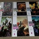 Image Comics Black Science 1 2 3 4 5 6 7 8 9 10 NM+ Set books Scalera White keys