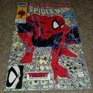 Marvel Comics Spider-Man 1 NM SIGNED McFarlane art 8/90 Green Variant Copper KEY